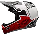 Bell Transfer-9 Full Face Helmet Black/Red/White...