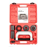 Powstro Ball Joint Service Tool Kit, Ball Joint Press Service Repair Kit Professional For The Car Head Disassembly Work