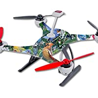 Skin For Blade 350 QX3 Drone – Backyard Gathering | MightySkins Protective, Durable, and Unique Vinyl Decal wrap cover | Easy To Apply, Remove, and Change Styles | Made in the USA