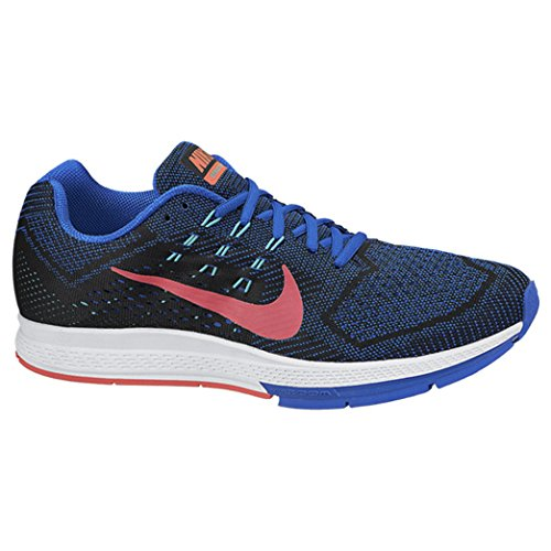 Nike Air Zoom Structure 18 Mens Blue Lagoon/Clrwtr-Blk-Flsh Running Shoe 10 M US
