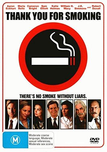 Thank You for Smoking | NON-USA Format | PAL | Region 4 Import - Australia