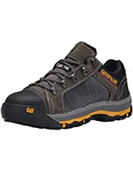 Caterpillar Mens Convex Lo Steel Toe Work Shoe