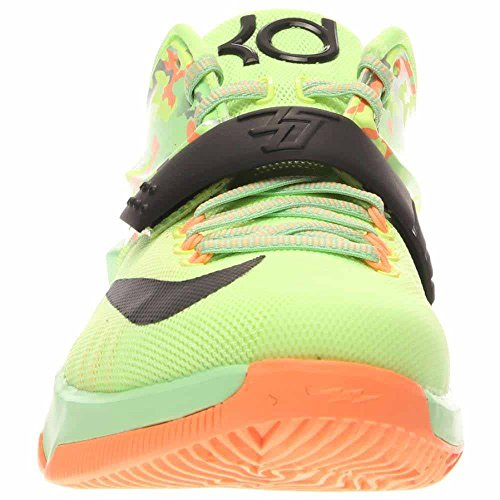 Nike Mens KD VII Thunderbolt Basketball Shoes Liquid Lime/Black-vapor Green-sunset Glow li3YRGg