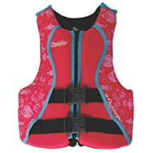 Stearns Youth Puddle Jumper Hydroprene Life Jacket, Pink
