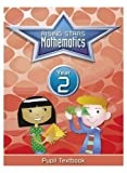 img - for Rising Stars Mathematics Year 2 Textbook by Belle Cottingham (2016-05-27) book / textbook / text book