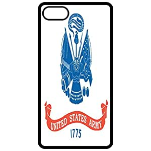 U.S. Army Flag - Black Apple Iphone 6 (4.7 Inch) Cell Phone Case - Cover