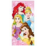 Jerry Fabrics Disney Princess Towel - Pink