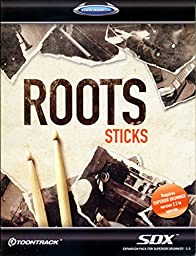 Toontrack Roots SDX - Sticks (Boxed)