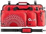 Yoga EVO Yoga Bag for Women - Large Yoga Duffle Bag for Mat and Towel with Adjustable Strap