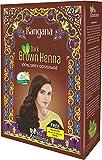 Best Henna Hair Dyes - Kangana Henna Powder for Hair Dye/Colour - Dark Review