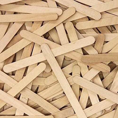 Pacon Regular Natural Craft Sticks