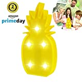 Slook Marquee Light, Pineapple LED Lamp Light Birthday Party Decoration for Valentine Gift,Kids