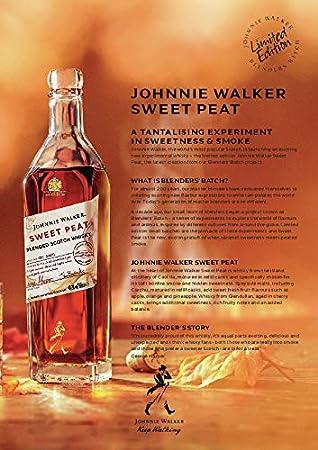 Johnnie Walker Sweet Peat - 500 ml