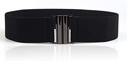 99 cm motifs bariolés ceinture femme tissu