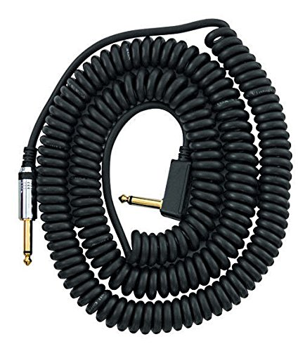 VOX VCC090 Black Coiled 1/4