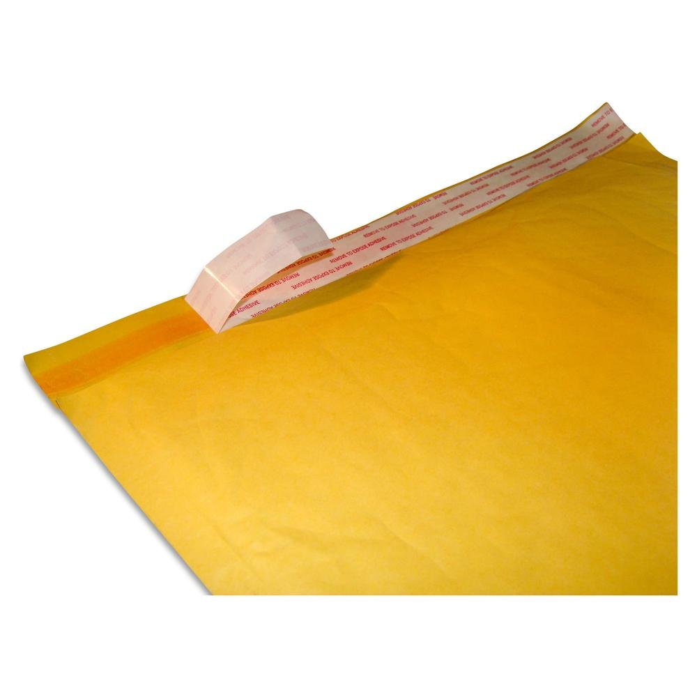 #3 Bubble Mailers (8 1/2 x 14 1/2) - Brown Kraft (100 Qty.)