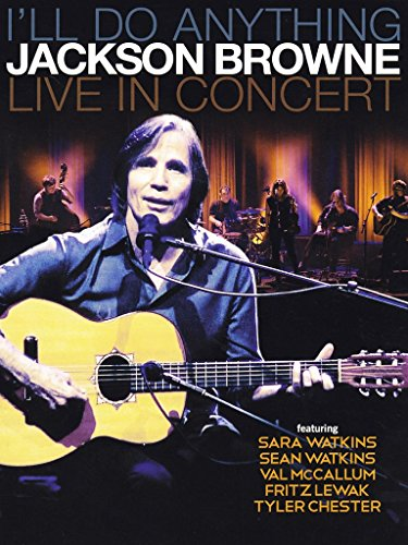I'll Do Anything: Live In Concert [Blu-ray] - Music Treasures Catalog