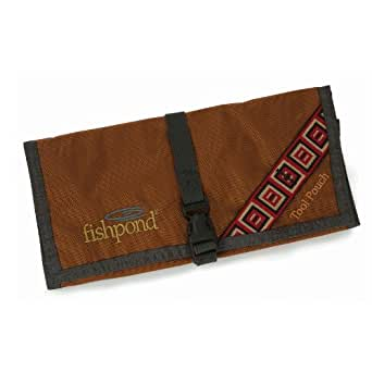Fishpond Flatiron Tool Pouch - Saddle Brown