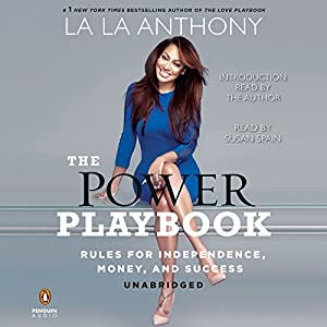 The Power Playbook Audiobook