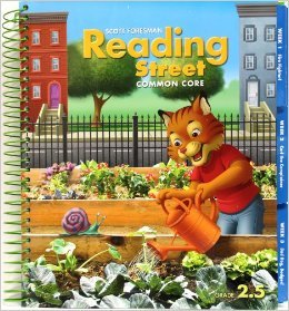 Reading Street Common Core 2013 Teachers Edition Grade 2, Level 2.5 Isbn 0328725250 9780328725250