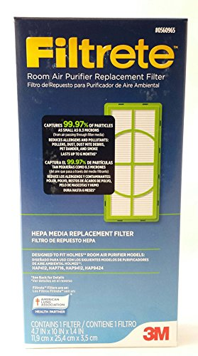 air purifier filter filtrete - 5