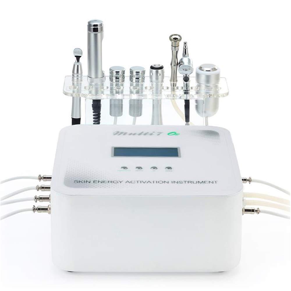 Facial Machine 8 in 1 rf Skin Tightening Microcurrent Skin Machine