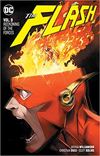d78a50c4846 Amazon.com: The Flash Vol. 9: Reckoning of the Forces (9781401288556): Joshua  Williamson: Books