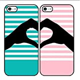 Best DECO FAIRY® Friend I Phone Cases - iPhone 6/6S, Set of 2, BFF Best Friends Review