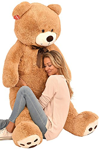 kangaroos-jumbo-5-foot-stuffed-teddy-bear-plush-toy