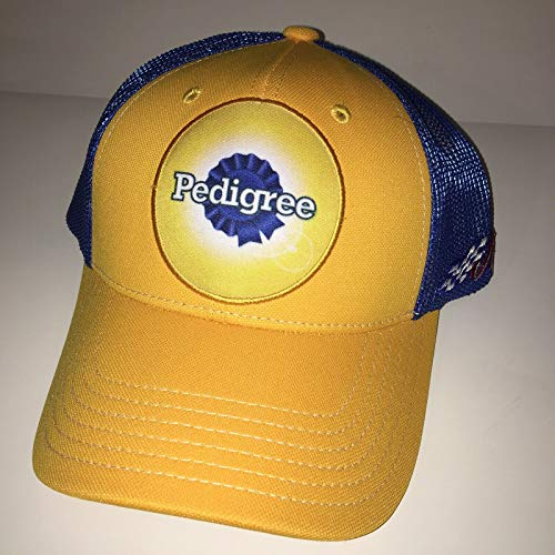 NEW KYLE BUSCH Nascar Team Issued Hat CAP Pedigree Dog Food Joe Gibbs Racing Toyota TRD