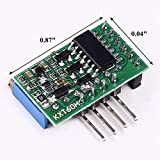 Icstation 3-27V Micro Adjustable Cycle Timer Module Time Delay On OFF Control Switch Board 0.2s to 200m High low Level Output