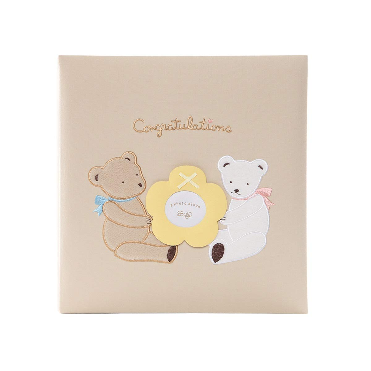 XIONGHAIZI Growth Memorial Birthday Gift, DIY Film Paste Album (Color : Brown) by XIONGHAIZI