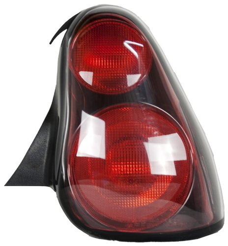 OE Replacement Chevrolet Monte Carlo Passenger Side Taillight Assembly (Partslink Number GM2801180)