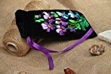 Product review for Fabric Glasses Case With Ribbon Embroidery