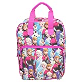 Disney Frozen Children's Backpack, 30 Cm, 7 Liters, Multicolour