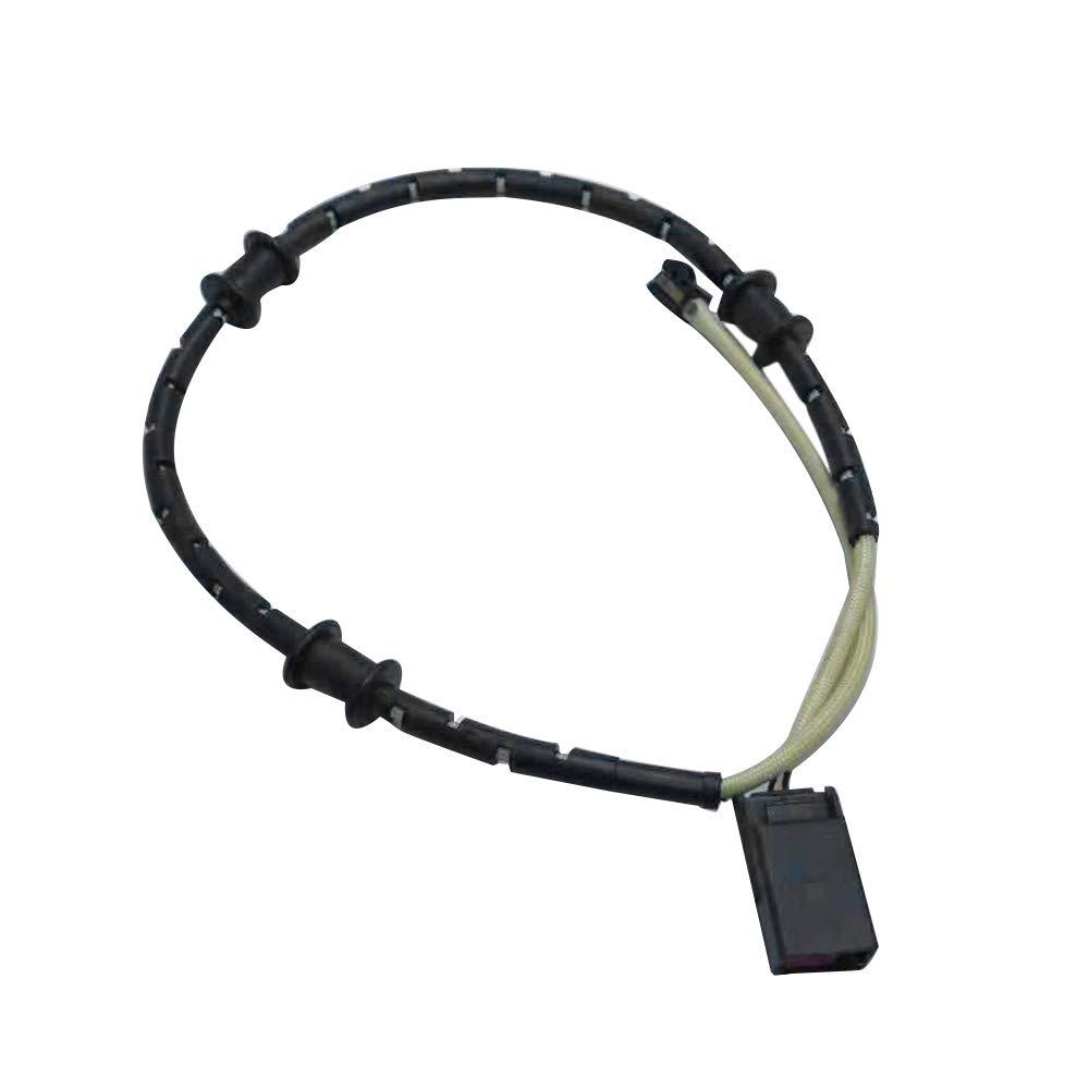 XF//XJ//S-Type Lasamot Sensor de Desgaste de la Pastilla de Freno Delantero Cable de Alarma de Freno C2P17004 Apto para Jaguar XK8