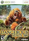 Cabela's Dangerous Hunts '09 - Xbox 360