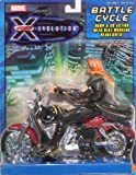 X-Men Evolution Bump & Go Sabretooth Figure
