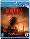 Godzilla [Blu-ray][Ultraviolet] [2014] [Region Free]