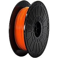 Flashforge® PLA 3D Printing Filament 1.75mm 0.6KG/Roll for Dreamer (Orange)