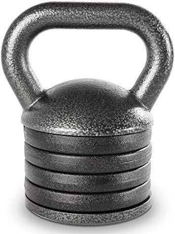 CAP Barbell Rubber Coated Kettlebell