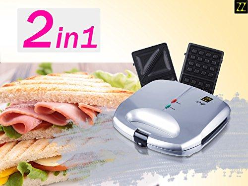 cool waffle maker - 9