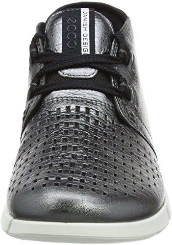 ECCO Women's Intrinsic 1 Ladies Multisport Outdoor Shoes Dark Shadow Metallic (Dark Shadow Metallic59222) 03Mmm