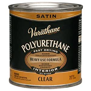 Rust Oleum Varathane 9181 Interior Polyurethane Oil Based