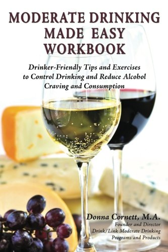 Moderate Drinking Made Easy Workbook product image