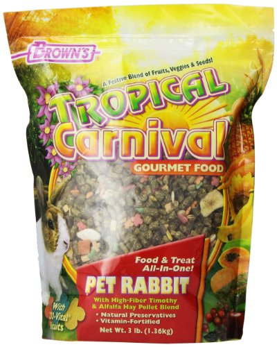 Tropical Carnival Rabbit Food - 6