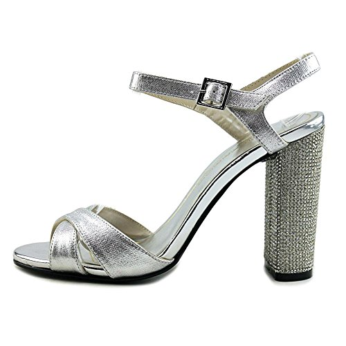 Womens Hayley Silver Silver Hayley Caparros Silver Metallic Caparros Womens Hayley Caparros Metallic Womens 0Bwx6BZ