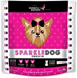 SPARKLEDOG FOOD. Grain Free - Small bite complete nutrition - Fresh Chicken, fruits and vegetables for a healthy canine skin and coat. Premium dog food. Made in USA. As seen on TV.