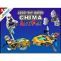 Clip: Lego Set Builds Chima - Artifex