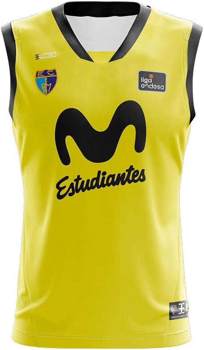 Movistar Estudiantes Camiseta Juego Temporada 19/20 Visitante ...